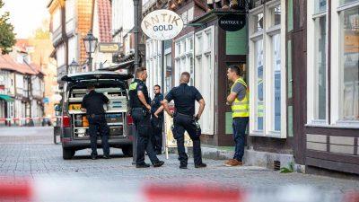 """Tödliche Schüsse von Juwelier auf zwei Einbrecher waren """"Notwehr"""""""