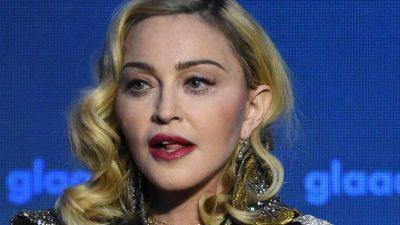 Madonna führt Regie bei Biopic-Film über ihr Leben