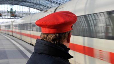 Bahn und EVG erzielen Einigung bei Tarifverhandlungen