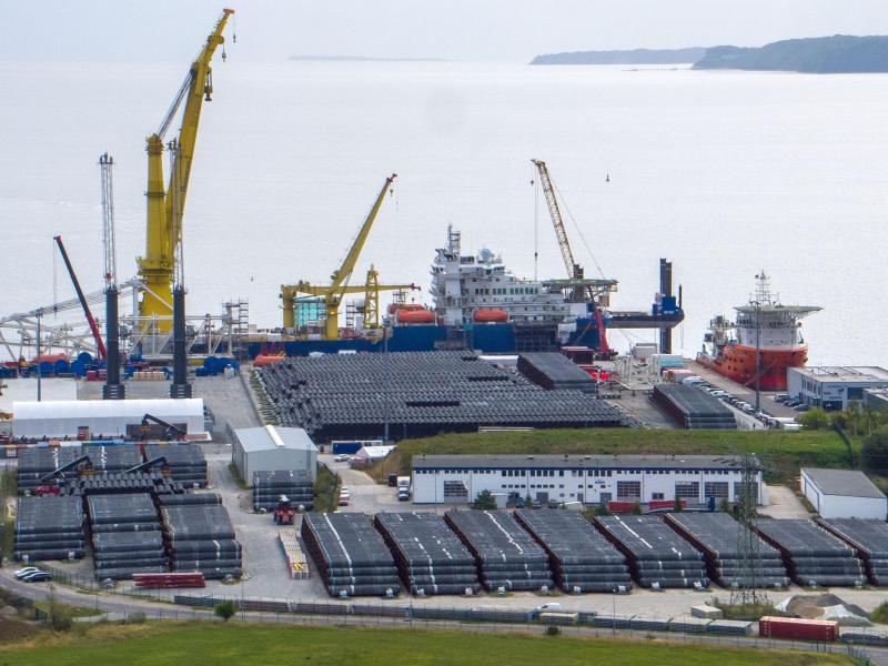 US-Regierung erhöht Sanktionsdruck wegen Nord Stream 2 auf beteiligte Firmen