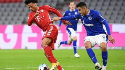 Bayern legt im Giganten-Modus los