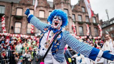IW: Ausfall des Karnevals kostet 1,5 Milliarden Euro