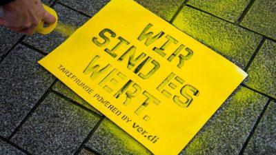 Tarifgemeinschaft deutscher Länder verständigt sich auf Ausschluss Berlins