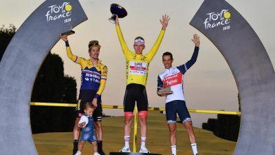 Tour de France: Neue Generation und alte Leiden