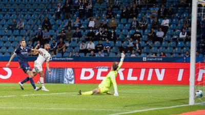 Bochum gibt Sieg aus der Hand – 2:2 gegen St. Pauli