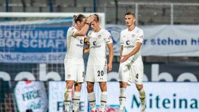 St. Pauli mit Moral: Punkt dank Kyereh und Einwechselspieler