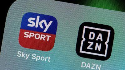 Sky und DAZN verzichten auf Reise zum Supercup-Finale