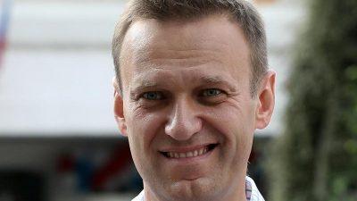 """Bundestagsabgeordnete prangern Haftbedingungen Nawalnys als """"gezielte Folter"""" an"""