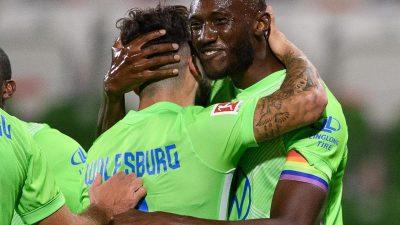Playoff-Runde erreicht: Wolfsburg gewinnt zweites Qualispiel