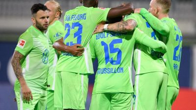 Wolfsburgs schwerer Weg in die Europa League