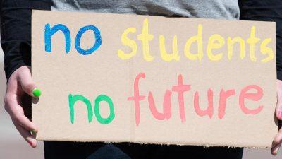Nothilfe für Studenten läuft aus – 60 Millionen Euro gezahlt