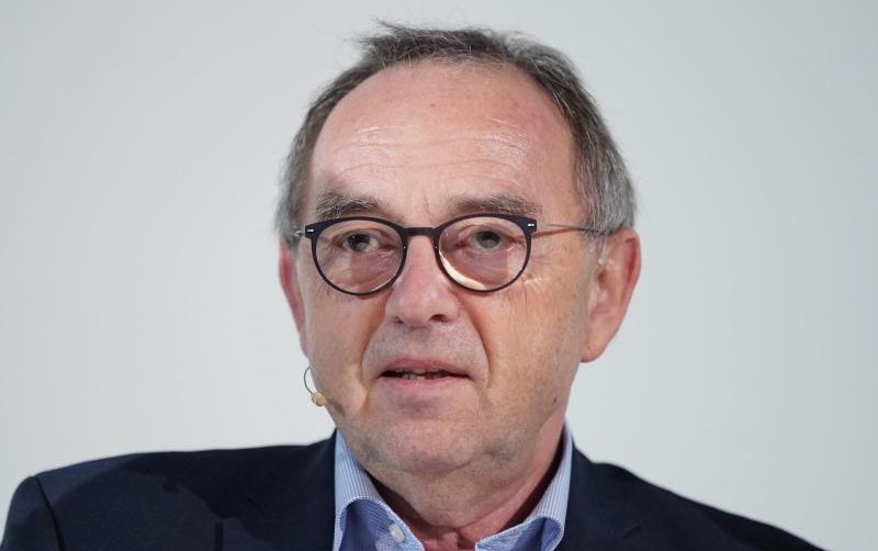 Walter-Borjans stellt Regierungsfähigkeit der Linken in Frage