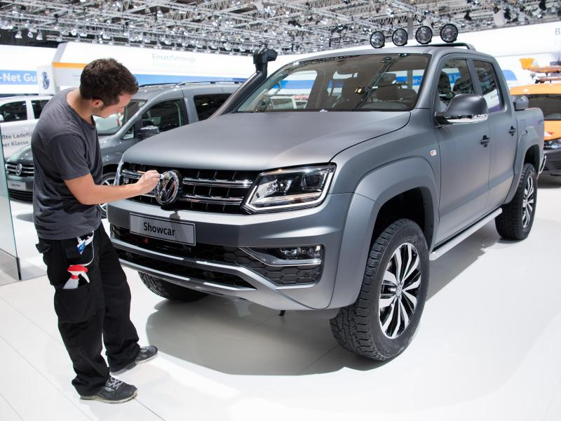 Rückruf: Problem bei weltweit 200.000 VW-Amarok