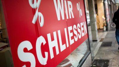 Bundesbank: 35 Prozent mehr Insolvenzen befürchtet