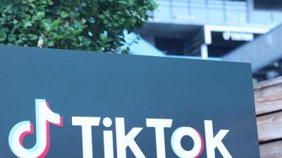 TikTok kündigt Zusammenarbeit mit Sony Music an