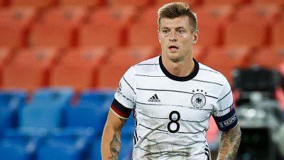 Nach Verletzung: Kroos lässt Reise zum DFB-Team offen
