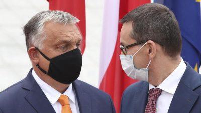 EU überstimmt Ungarn und Polen in Rechtsstaatsstreit
