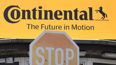 Schließung der Continental-Standorte Aachen und Karben beschlossen