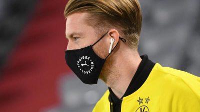 Bayern ohne Goretzka gegen Dortmund – Reus in BVB-Startelf