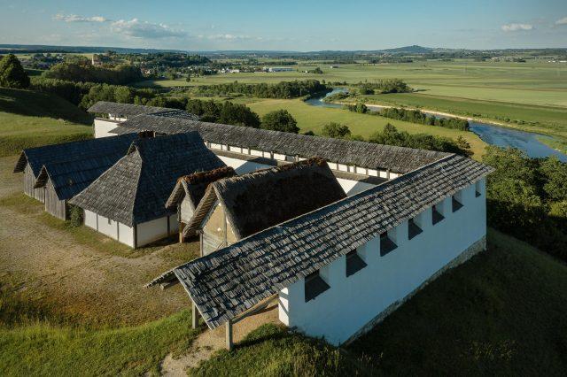 Heuneburg nahe Prunkgrab