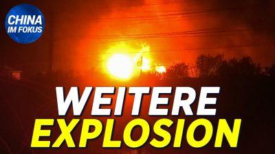 NTD: 2. Explosion trifft China innerhalb einer Woche | Ex-Minister der KPC sagt Chinas 5G scheitert