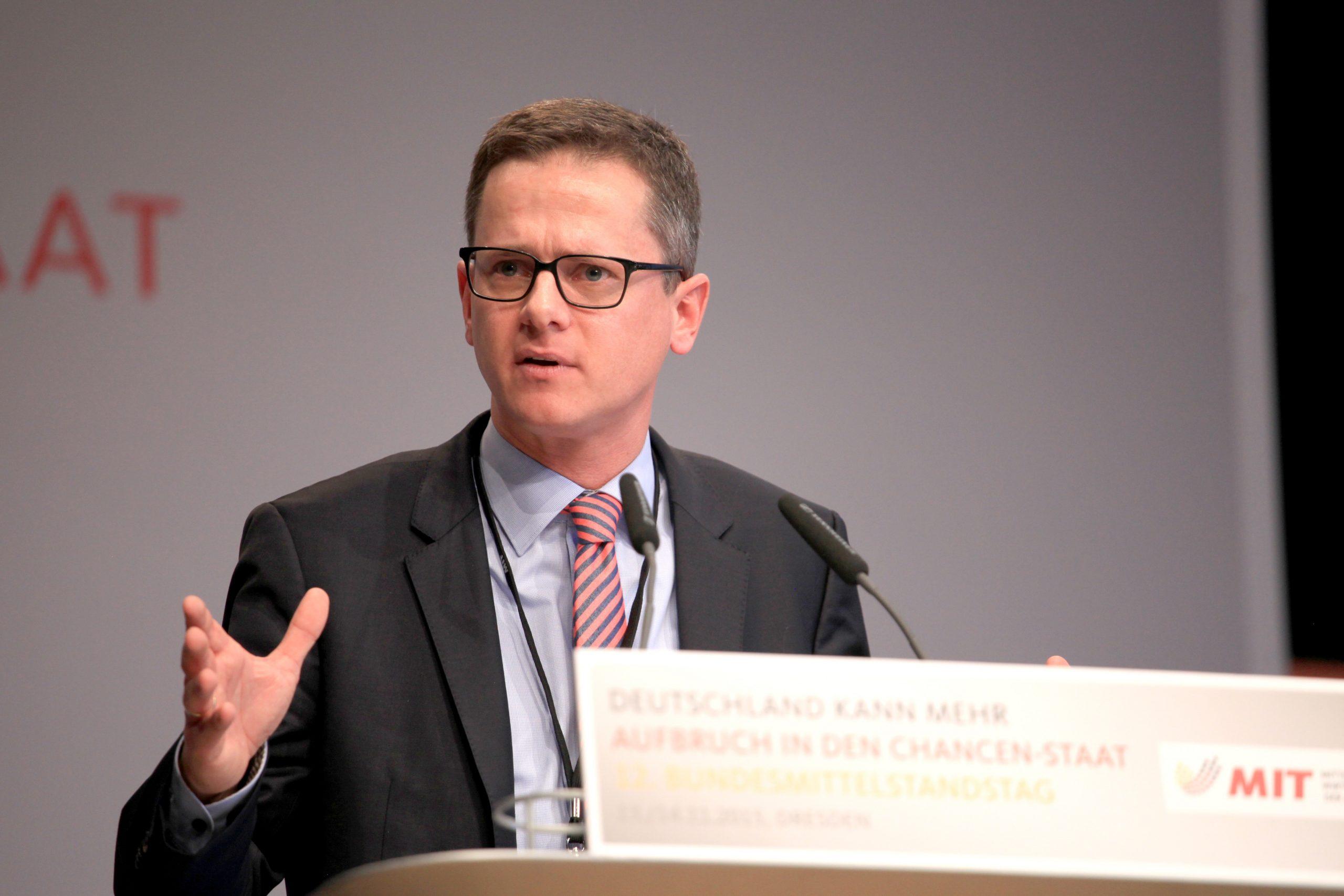 """Linnemann von Merz """"mehr als irritiert"""" – Man hätte für das Präsidium eine Lösung gefunden"""