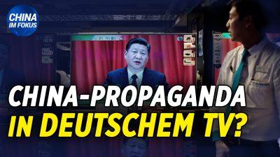 NTD: KPCh-Propaganda auf deutschem Regionalsender   Xi Jinping bereitet Schlacht mit Taiwan vor?   NBA wieder in China zu sehen