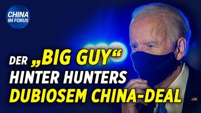 NTD – Ehemaliger Partner von Hunter Biden: China betrachtet Biden-Geschäft als eine politische Investition