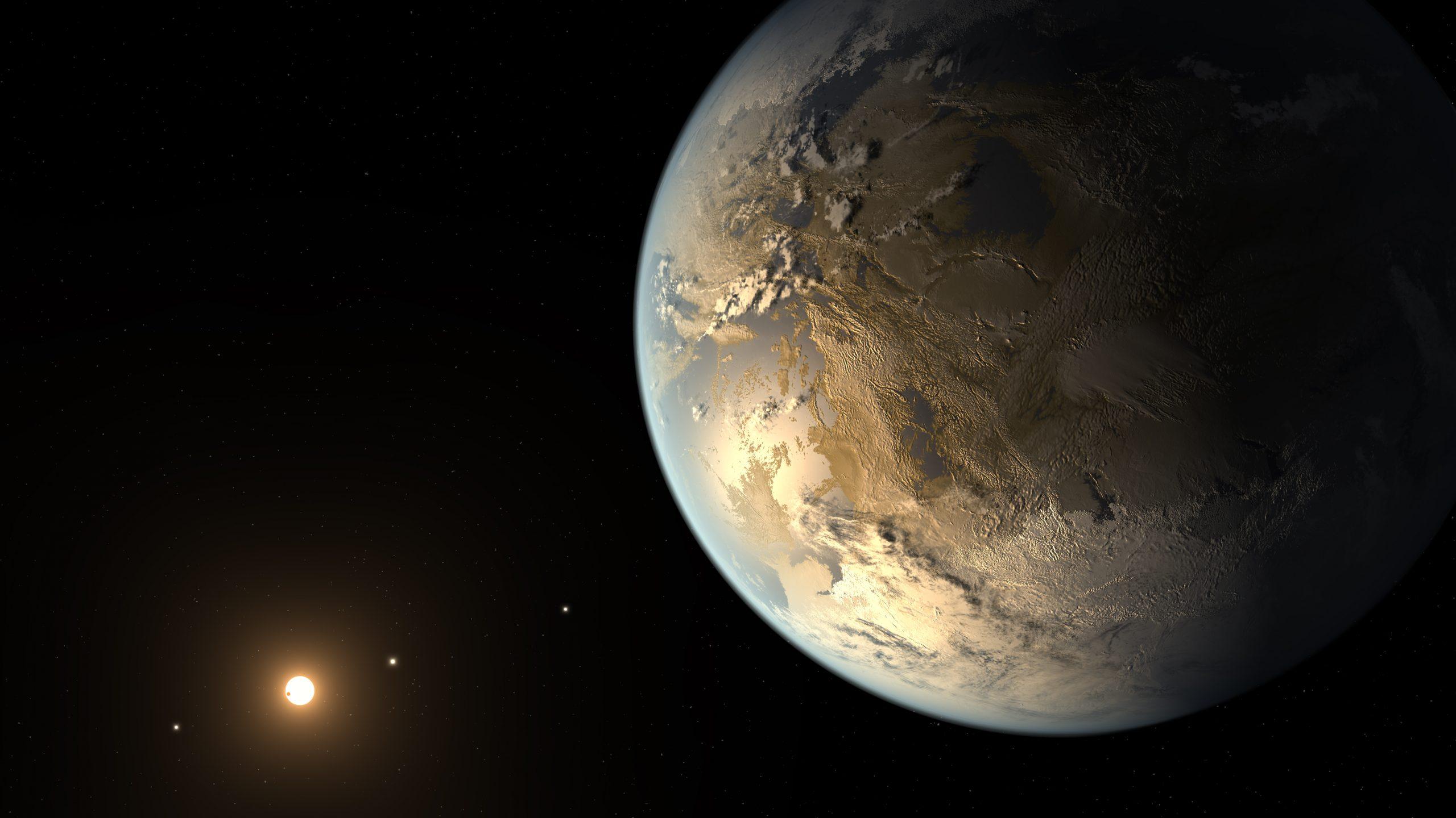 """""""Ein paar Grad wärmer wäre besser"""": Astronomen finden 24 super-lebensfreundliche Planeten"""