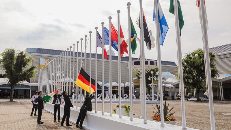 """G20-Umweltminister können sich nicht auf höhere """"Klimaziele"""" einigen"""