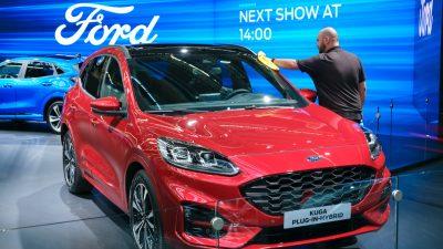 Ford kann CO2-Grenzwert der EU voraussichtlich nicht einhalten