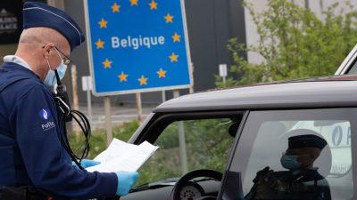 Belgien verhängt nächtliche Ausgangssperre bis 5 Uhr morgens