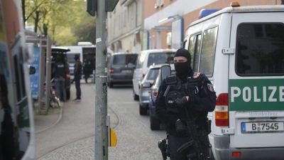 LKA Berlin durchsucht Wohnräume und Dienstzimmer von Staatsanwalt