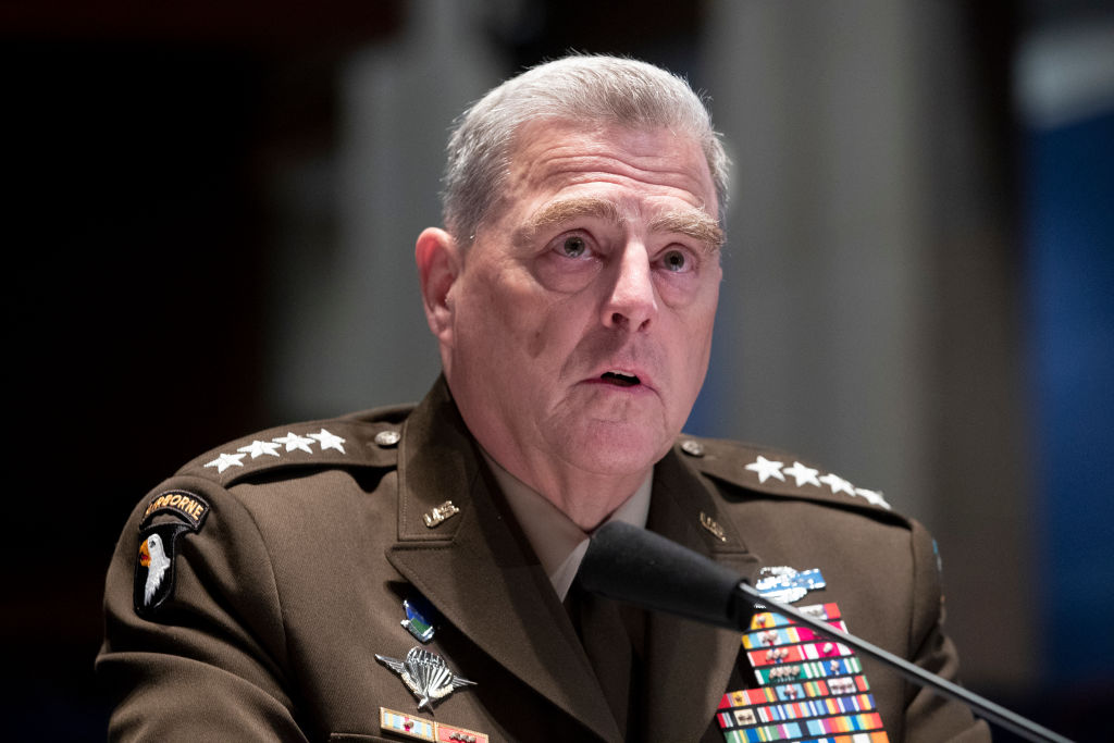 US-Generalstabschef: US-Truppenabzug aus Afghanistan nur unter Bedingungen
