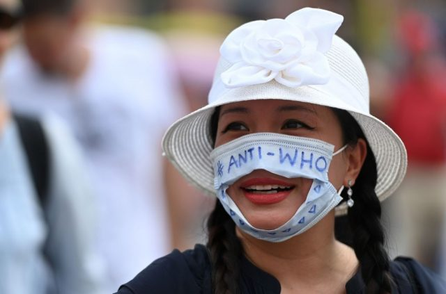 """Protest gegen WHO-Gipfel geplant - Querdenken: """"Wir die Bürger sind nicht eingeladen, kommen aber trotzdem gerne"""""""