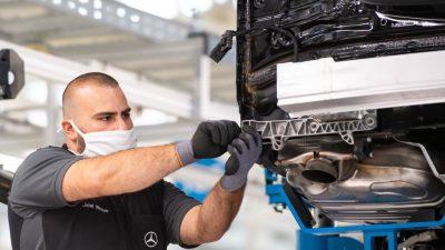 Deutsche Wirtschaft bricht weiter ein – Rückgang der Autoindustrie um 25 Prozent seit Februar