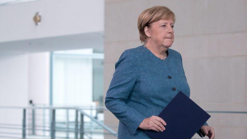 Merkel übertrifft Erdogan: Kanzleramt-Umbau kostet mehr als der Palast vom türkischen Staatschef