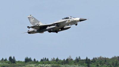 Spannungen zwischen Peking und Taiwan steigen – Massive Luftraumverletzungen durch Chinesische Armee