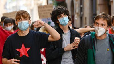 Italien beschließt landesweite Maskenpflicht im Freien: Bei Verstoß bis zu 1000 Euro Strafe
