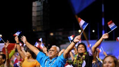 Südlicher Pazifik: Neukaledonier stimmen erneut gegen Unabhängigkeit von Frankreich