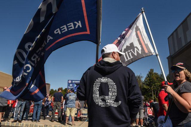 QAnon-Bewegung beschäftigt FDP-Fraktion: Bundesregierung zeigt sich erkenntnisarm