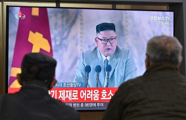 Laut Kim Jong-un weiterhin keine Corona-Infektionen in Nordkorea