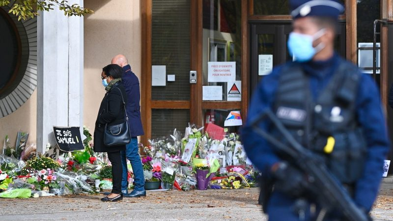 Frankreich: Innenminister lässt nach Attentat Moschee in Pariser Vorort schließen