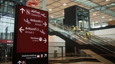 Verrechnet, verplant, verspätet – Der neue Flughafen BER in Zahlen