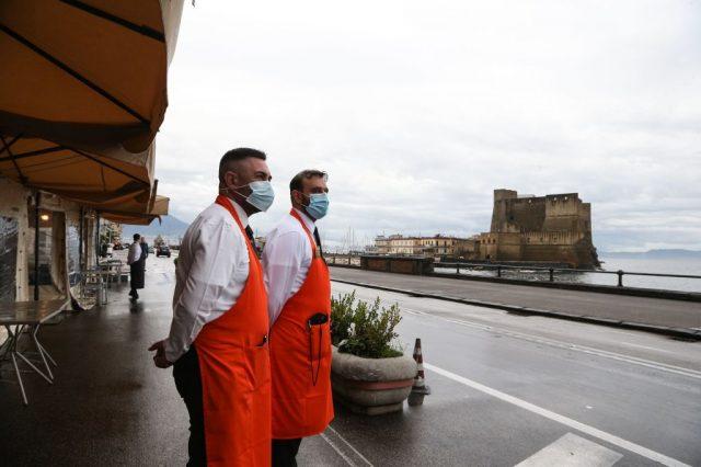 Ab Montag in Italien: Kinos, Theater und Fitnessstudios müssen schließen – Sperrstunde für Restaurants