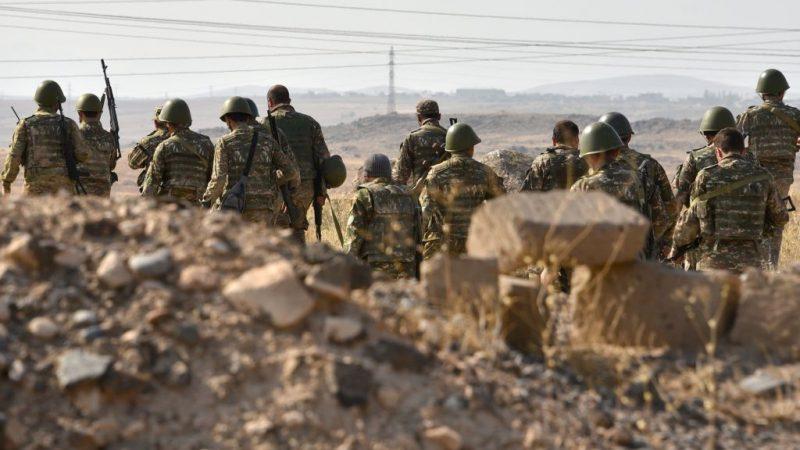 Armenien bittet Russland um Hilfe in Berg-Karabach-Konflikt – Putin spricht von 5.000 Toten