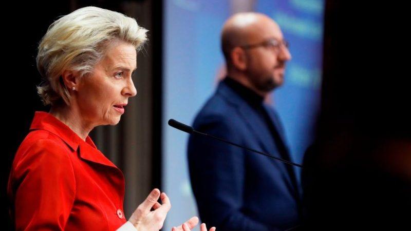 EU-Corona-Gipfel: EU setzt auf Lockdown