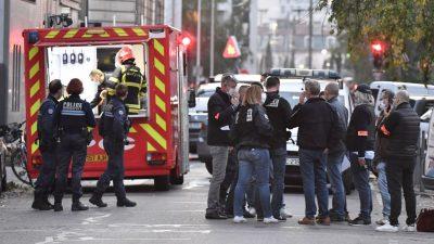 Bluttat in Lyon: Priester vor Kirche mit abgesägter Schrotflinte niedergeschossen – Verdächtiger festgenommen