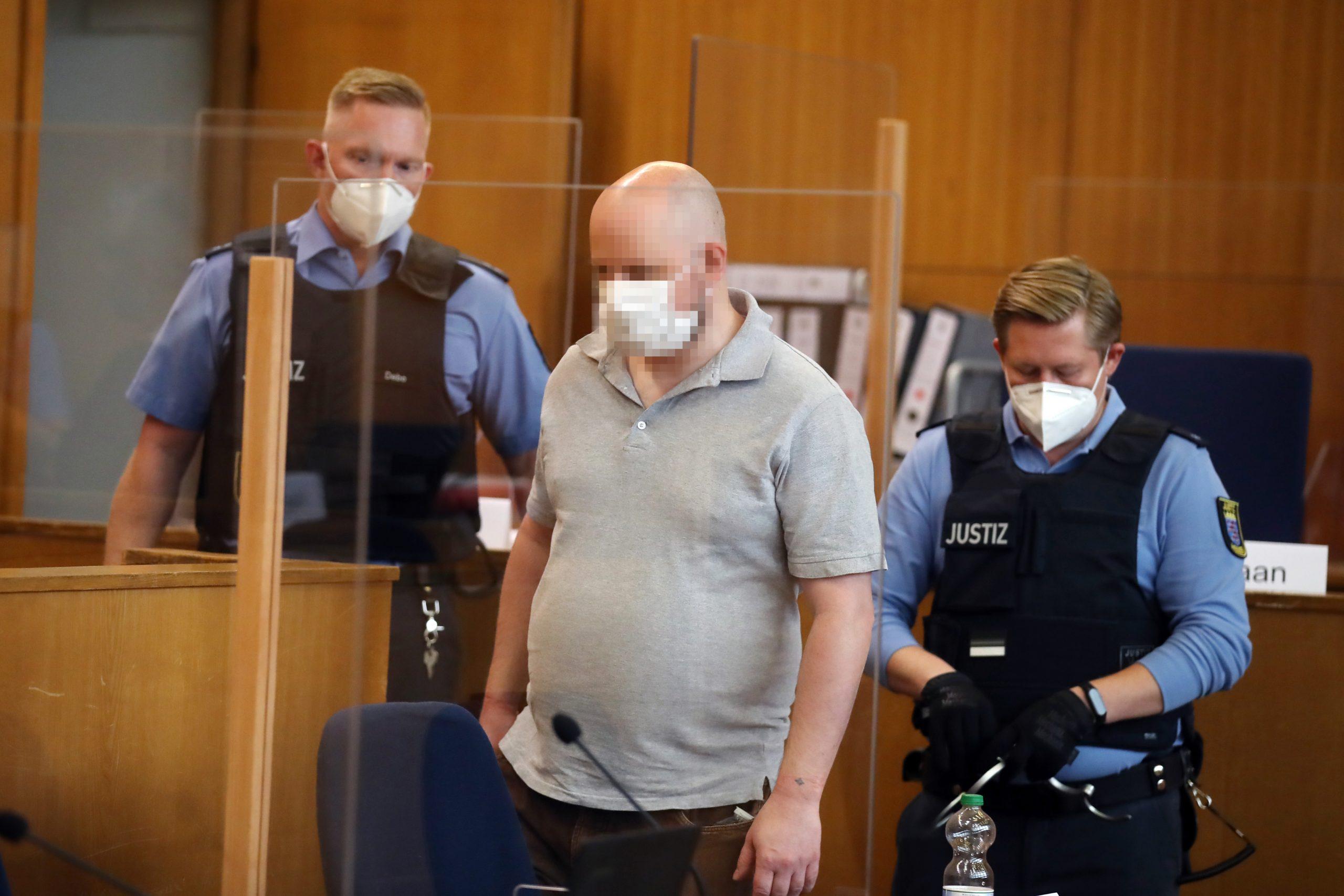 Lübcke-Prozess: Mitangeklagter Markus H. wird aus Untersuchungshaft entlassen