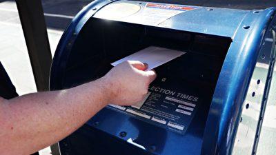 Einige New Yorker erhalten falsch etikettierte Wahlzettel